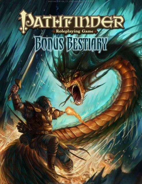 💐 Pathfinder bestiary 2 pdf free download | Download pathfinder
