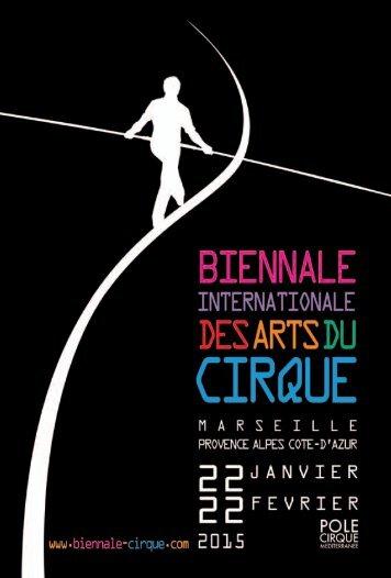 Biennale-Cirque-programme