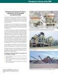 Groupes mobiles de concassage et de criblage  Nordberg ... - Metso - Page 7