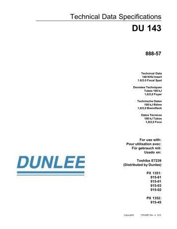 DU 143 - Dunlee