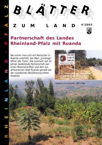 Partnerschaft mit Ruanda - Landeszentrale für politische Bildung ...