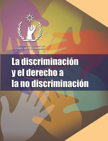 2 cartilla discriminación y derechos no discriminación
