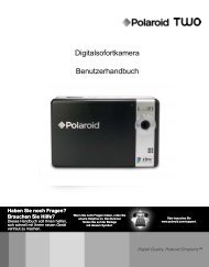 Polaroid Two Anleitung - Plawa