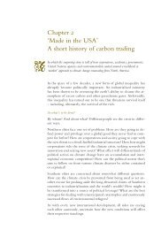 A short history of carbon trading - What Next Forum