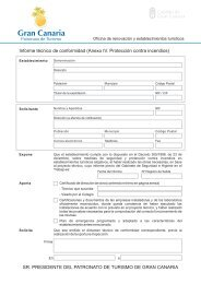 Informe técnico de conformidad (Anexo IV. Protección contra ...
