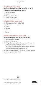 acies quartett - Meister & Kammerkonzerte - Seite 2