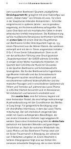 acies quartett - Meister & Kammerkonzerte - Seite 6
