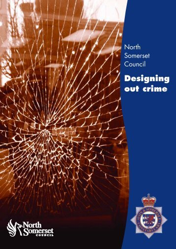 designing out crime strategy (pdf)
