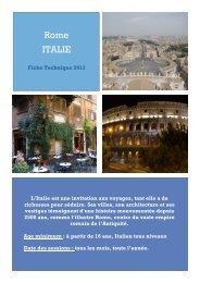 Séjours Linguistiques Italie - ISPA