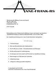 2003 - Anne-Frank-Realschule plus