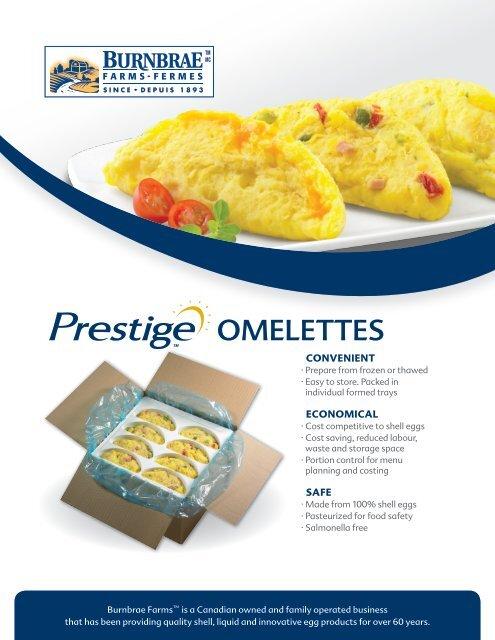 omelett 1 portion