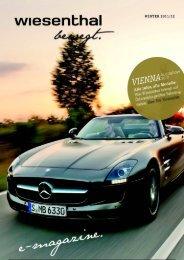 Wiesenthal bewegt Vienna Autoshow