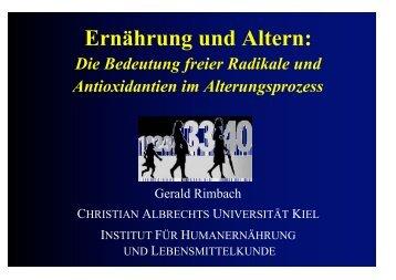 Ernährung und Altern: - lebensstilaenderung.de