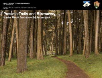 Presidio Trails and Bikeways - Presidio Trust