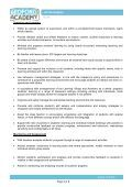 procedure for handling enquiries about the ... - Bedford Academy - Page 2