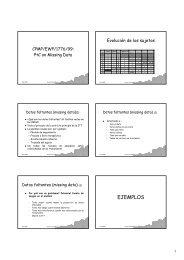 EJEMPLOS - Pagina web de Ferran Torres