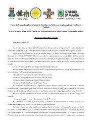 Manual do Educando - Centro de Ciências Médicas - Universidade ...