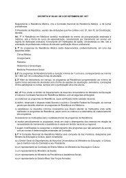 DECRETO Nº 80.281 DE 5 DE SETEMBRO DE 1977 Regulamenta ...