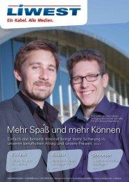 PDF-Download LIWEST-LIFE Kundenzeitung Oktober 2012