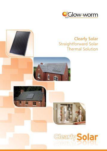 Clearly Solar Straightforward Solar Thermal Solution - Artizan Heating