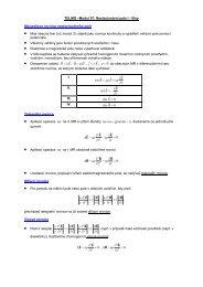 8. Modul 7 - Nestacionární pole I (vlny)