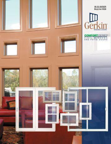08 53 00/GER BuyLine 0526 - Home Doors & Windows