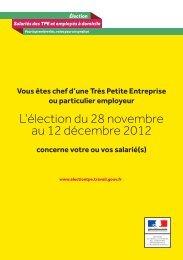le consulter - Syndicat des Particuliers Employeurs