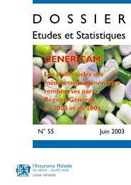 dossier - Banque de données en santé publique