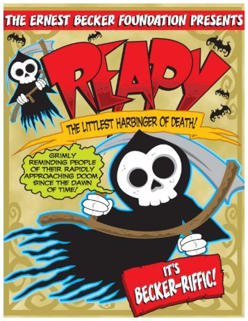 Reapy! - the Ernest Becker Foundation