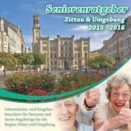 Seniorenratgeber Zittau 2015-2016