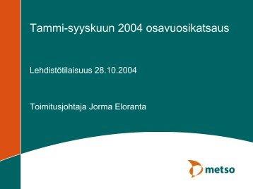 Suomi - Metso