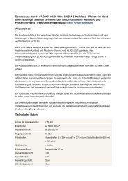 Donnerstag den 11.07.2013, 14:00 Uhr: BAB A 8 Karlsbad ...