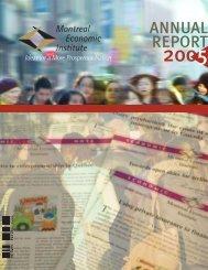 ANNUAL REPORT 2005 - IEDM