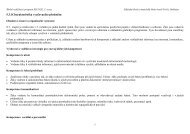 Charakteristika - Základní škola Ondřejov