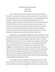 Download Heidi Erdmann Vance McCann's '93 Speech