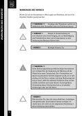 BEDIENUNGS- UND PFLEGEHINWEISE - Dive Company - Seite 4