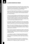 BEDIENUNGS- UND PFLEGEHINWEISE - Dive Company - Seite 6