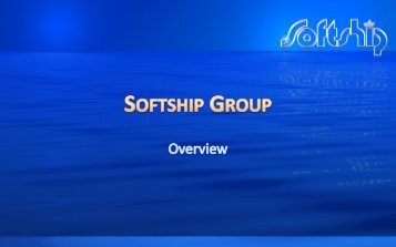 Softship - overview of the group - Softship.com