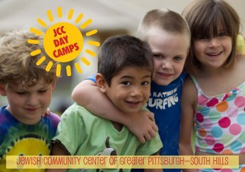 Day Camps Brochure 2012 - The Jewish Community Center of ...