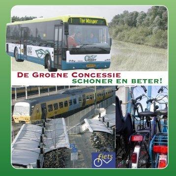 De Groene Concessie schoner en beter! - Milieufederatie Limburg