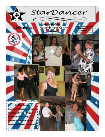July/August 2011 Newsletter - Southern Star