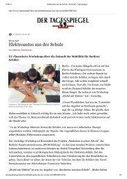 Download des Artikels - Studenten machen Schule