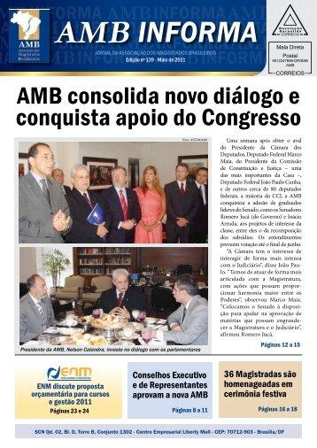 nº 139 - Maio de 2011 - AMB