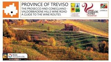 The Prosecco and Conegliano Valdobbiadene Hills ... - Marcadoc.it