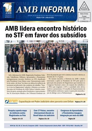 nº 140 - Junho de 2011 - AMB