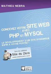 Sommaire - Site du Zéro