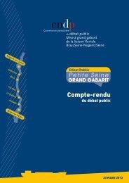 Compte-rendu - Voies navigables de France