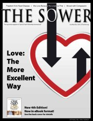 Love: The More Excellent Way - Spirit & Truth Fellowship International