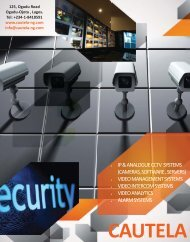 IP & ANALOGUE CCTV SYSTEMS (CAMERAS, SOFTWARE ...