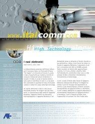 High Technology - Délégation Commerciale d'Italie